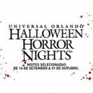 Halloween Horror Nights Flex - 1 noite à sua escolha (Ingresso Voucher)
